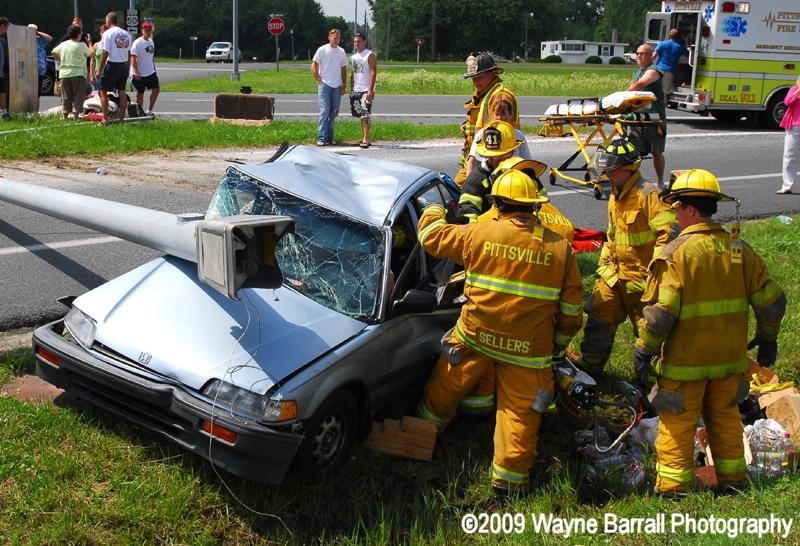 Fatal Accident – Pittsville Md  – Delmarva Fire Photography